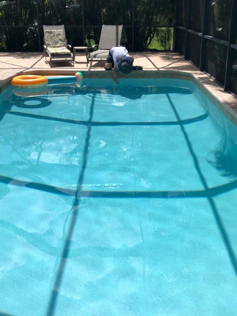 cape coral pool leak detection and repair